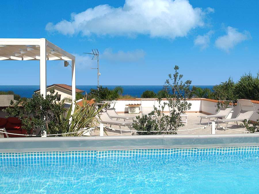 Appartamento Parpagghiuni in het kustplaatsje Balestrate op Sicilië