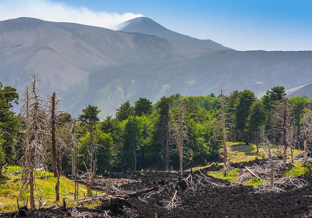 Bezoek de Etna met een van onze Etna-excursies