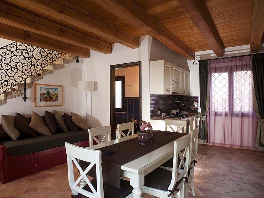 Appartamento Iblea in de Borgo delle Olive in Balestrate op Sicilië
