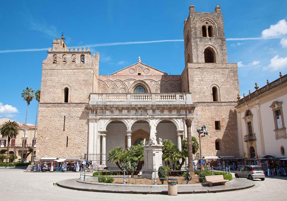 De kathedraal van Monreale