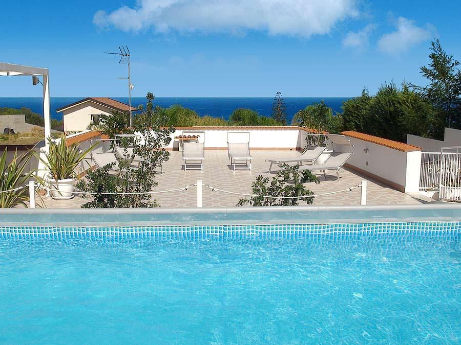 Appartamento Macaone in het kustplaatsje Balestrate op Sicilië