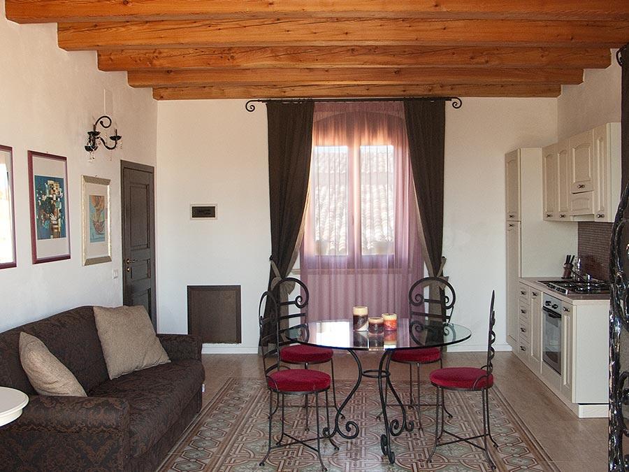 Appartamento Ogliarola in the Borgo delle Olive