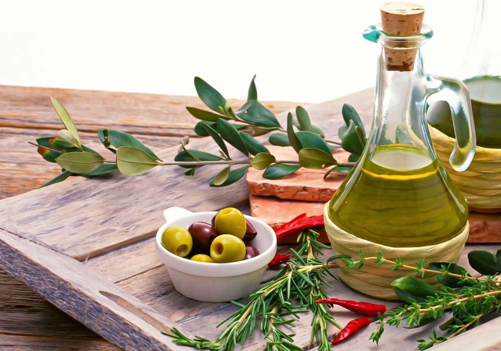 Genieten van een extra vergine olijfolie