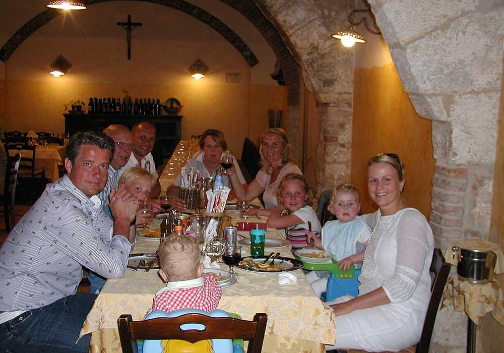 Dining in Ristorante Pizzeria La batìa