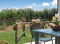 Holiday home Villa Ponzini in the coastal town of Trappeto