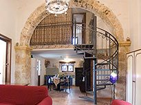 Holiday home Casa nell'antico baglio in the coastal town of Balestrate
