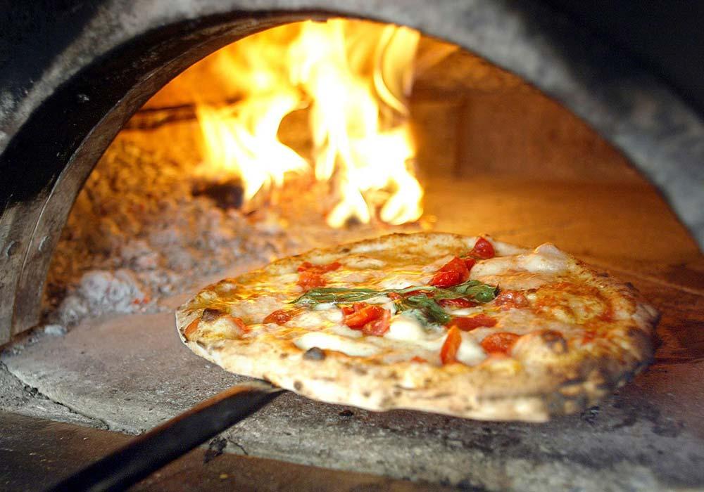 Pizzaworkshop op Sicilië