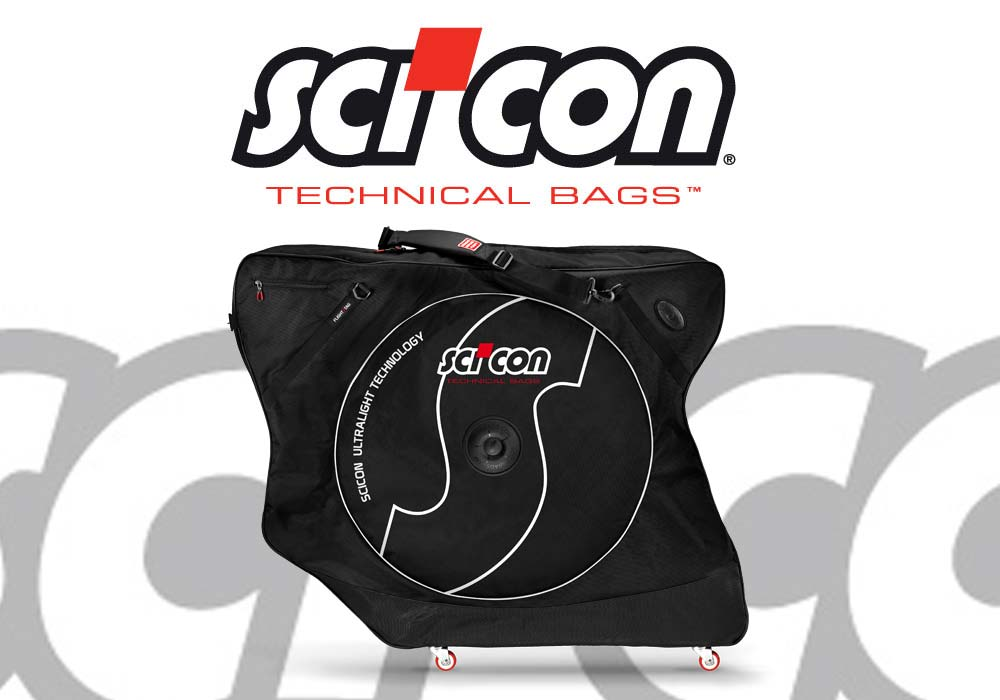 With a Scicon bike bag your bike will arrive safely in Sicily