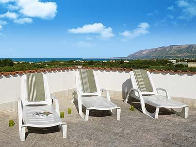 Vakantiewoning Casa Tannura in Balestrate op Sicilië
