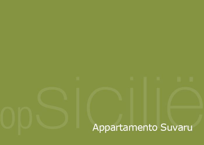 opSicilie - Appartamento Suvaru in het Siciliaanse kustplaatsje Balestrate
