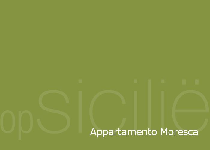 opSicilie - Appartamento Moresca in de Borgo delle olive