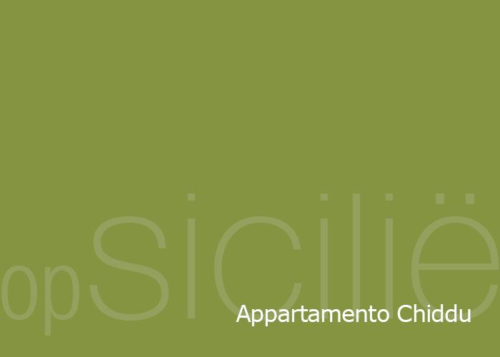 opSicilie - Appartamento Chiddu in het kustplaatsje Balestrate