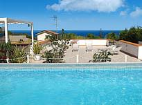 Appartamento Parpagghiuni in het kustplaatsje Balestrate