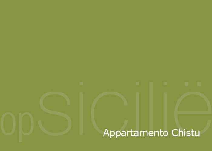opSicilie - Appartamento Chistu in het kustplaatsje Balestrate