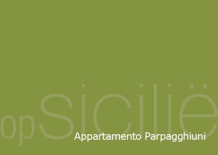 opSicilie - Appartamento Parpagghiuni in het Siciliaanse kustplaatsje Balestrate