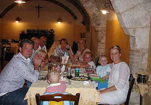 Genieten in Ristorante Pizzeria La batìa