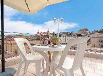 Appartamento Tirrazza in het kustplaatsje Balestrate